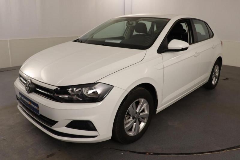 Volkswagen Polo 1.0 80CV EDITION PLUS Blanc occasion à La Garde