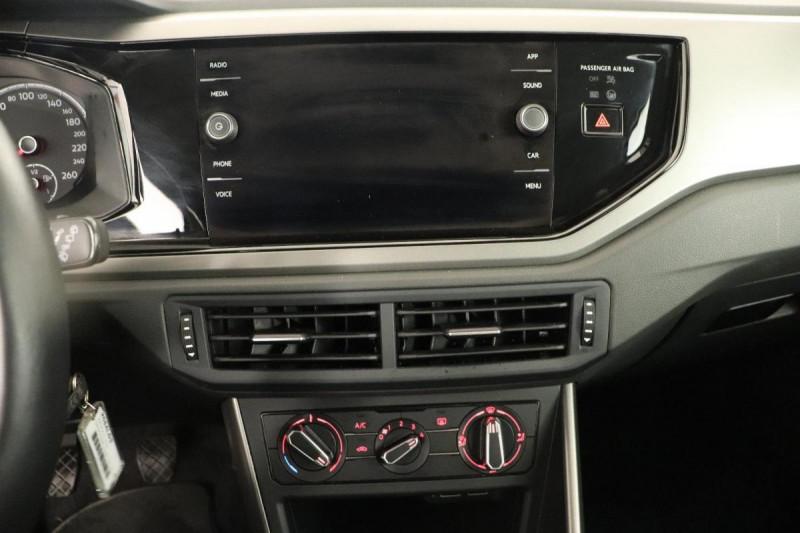 Volkswagen Polo 1.0 80CV EDITION PLUS Rouge occasion à Tourville-la-Rivière - photo n°7