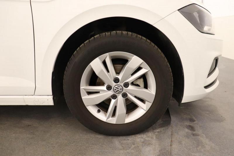 Volkswagen Polo 1.0 80CV EDITION PLUS Blanc occasion à La Garde - photo n°12