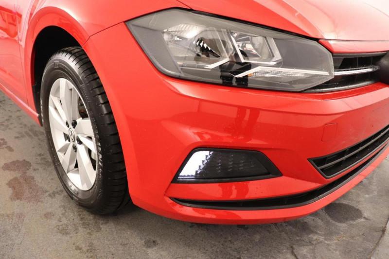 Volkswagen Polo 1.0 80CV EDITION PLUS Rouge occasion à Tourville-la-Rivière - photo n°14