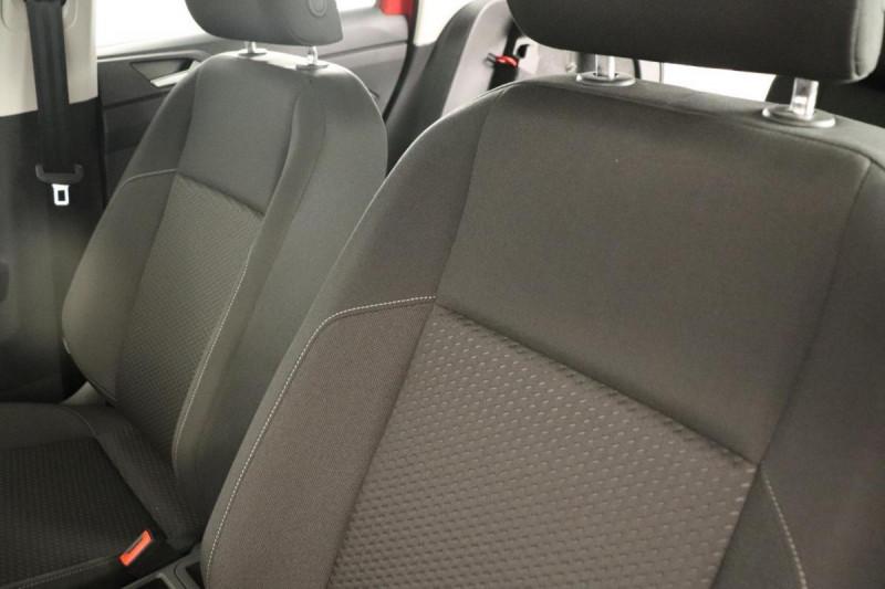 Volkswagen Polo 1.0 80CV EDITION PLUS Rouge occasion à Tourville-la-Rivière - photo n°9