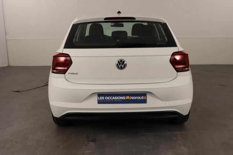 Volkswagen Polo 1.0 80CV EDITION PLUS Blanc occasion à La Garde - photo n°4