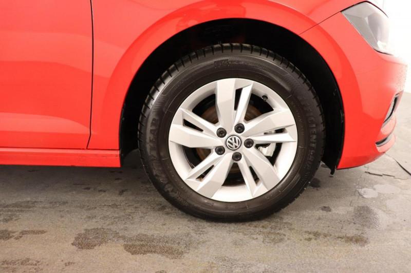 Volkswagen Polo 1.0 80CV EDITION PLUS Rouge occasion à Tourville-la-Rivière - photo n°13