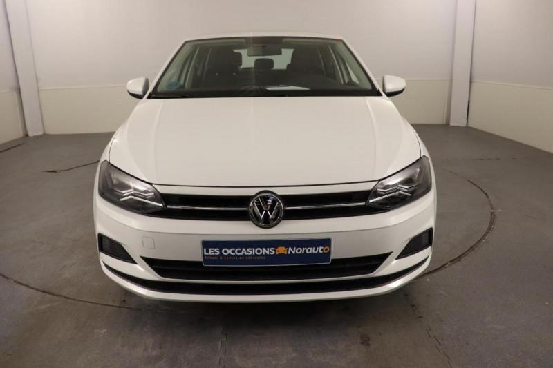 Volkswagen Polo 1.0 80CV EDITION PLUS Blanc occasion à La Garde - photo n°2