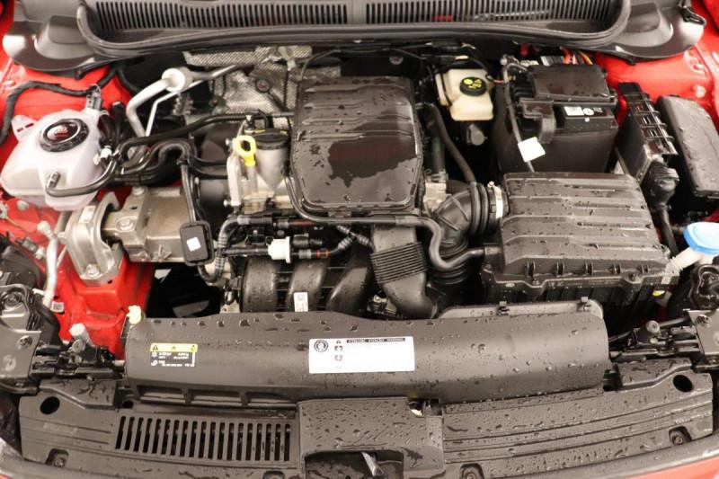 Volkswagen Polo 1.0 80CV EDITION PLUS Rouge occasion à Tourville-la-Rivière - photo n°15