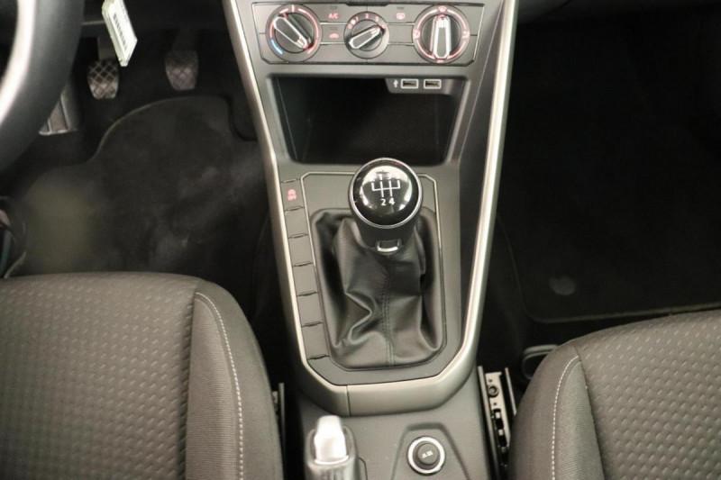 Volkswagen Polo 1.0 80CV EDITION PLUS Rouge occasion à Tourville-la-Rivière - photo n°8