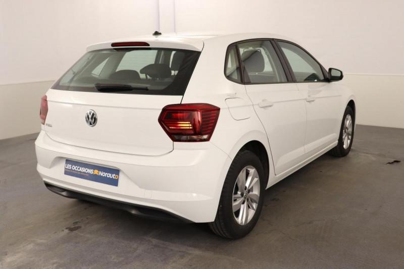 Volkswagen Polo 1.0 80CV EDITION PLUS Blanc occasion à La Garde - photo n°3