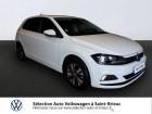 Volkswagen Polo 1.0 MPI 65ch Confortline Euro6d-T Blanc à Saint Brieuc 22