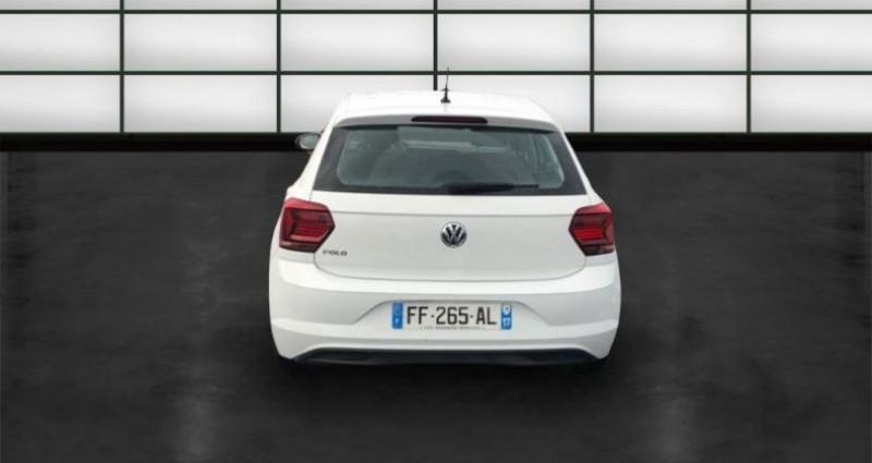 Volkswagen Polo 1.0 MPI 65ch Connect Euro6d-T Blanc occasion à La Rochelle - photo n°4