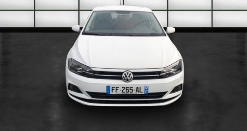 Volkswagen Polo 1.0 MPI 65ch Connect Euro6d-T Blanc occasion à La Rochelle - photo n°2