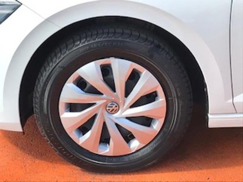 Volkswagen Polo 1.0 MPI 65ch Trendline Euro6d-T Blanc occasion à LESCAR - photo n°4