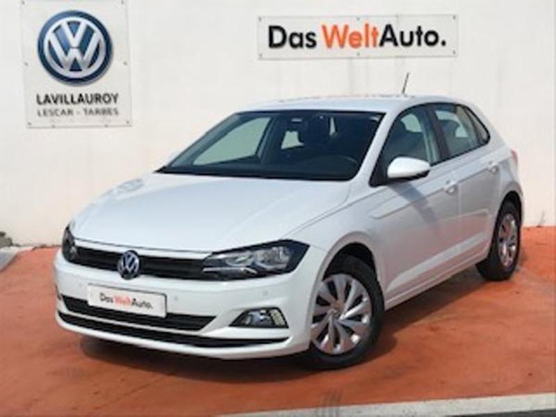 Volkswagen Polo 1.0 MPI 65ch Trendline Euro6d-T Blanc occasion à LESCAR