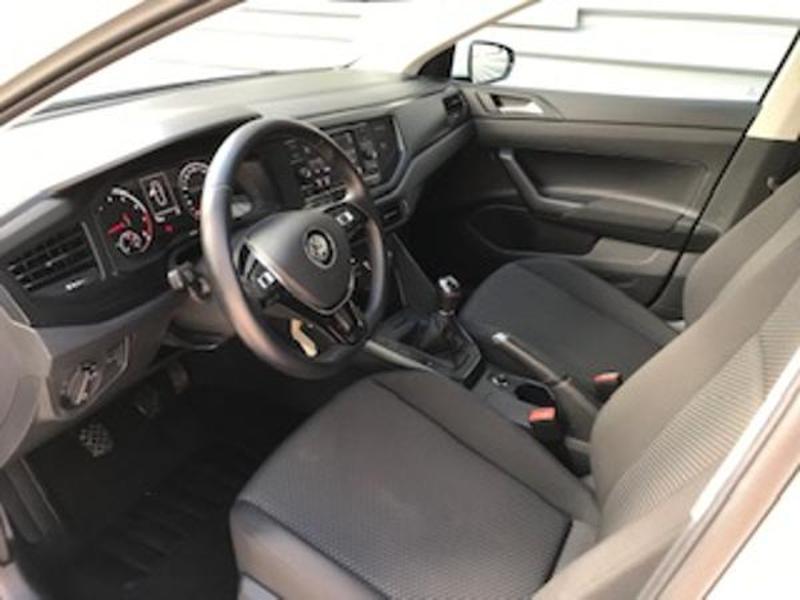 Volkswagen Polo 1.0 MPI 65ch Trendline Euro6d-T Blanc occasion à LESCAR - photo n°2