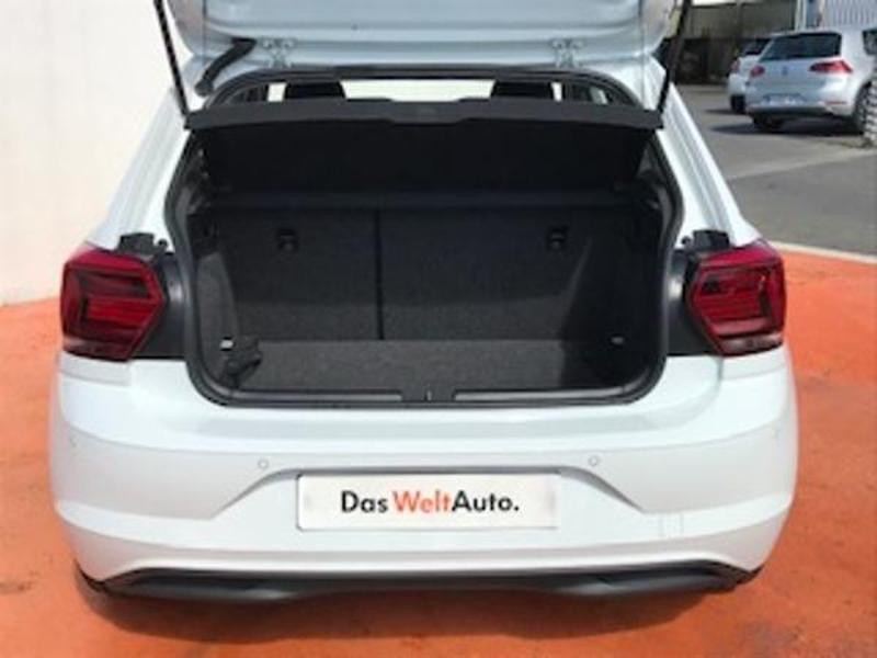 Volkswagen Polo 1.0 MPI 65ch Trendline Euro6d-T Blanc occasion à LESCAR - photo n°10