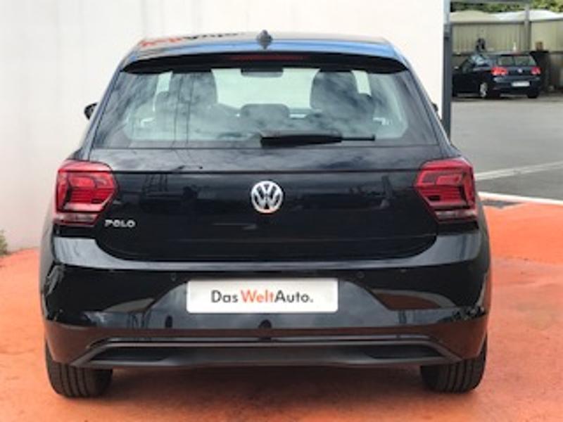 Volkswagen Polo 1.0 TSI 115ch Carat DSG7 Euro6d-T Noir occasion à LESCAR - photo n°10