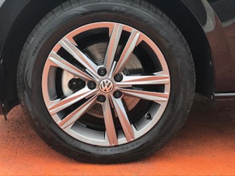 Volkswagen Polo 1.0 TSI 115ch Carat DSG7 Euro6d-T Noir occasion à LESCAR - photo n°4