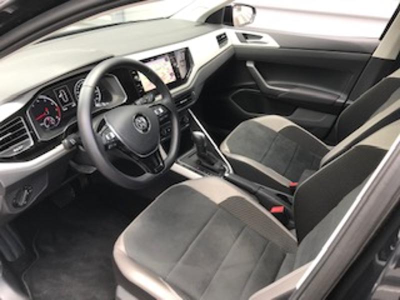 Volkswagen Polo 1.0 TSI 115ch Carat DSG7 Euro6d-T Noir occasion à LESCAR - photo n°8