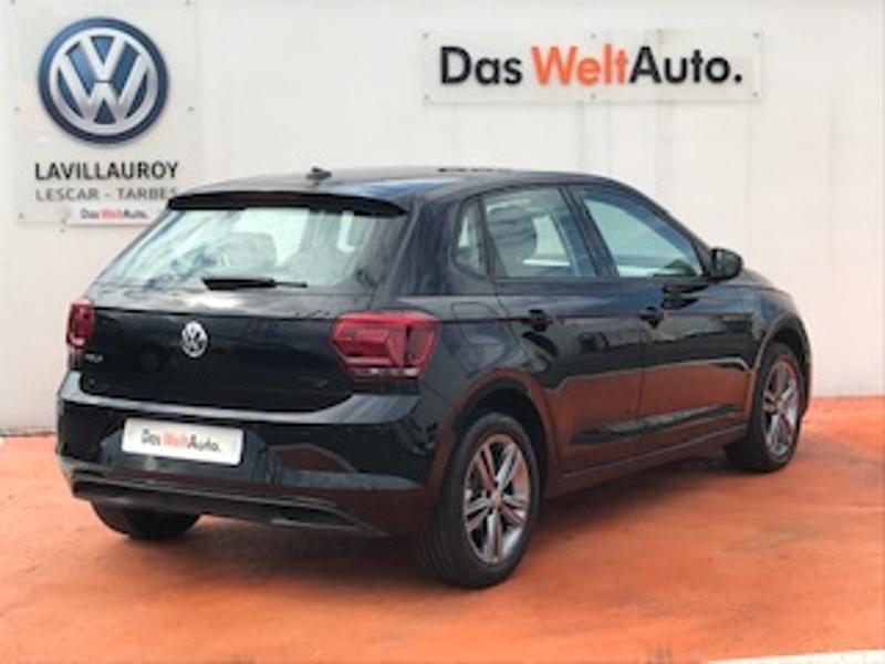 Volkswagen Polo 1.0 TSI 115ch Carat DSG7 Euro6d-T Noir occasion à LESCAR - photo n°3