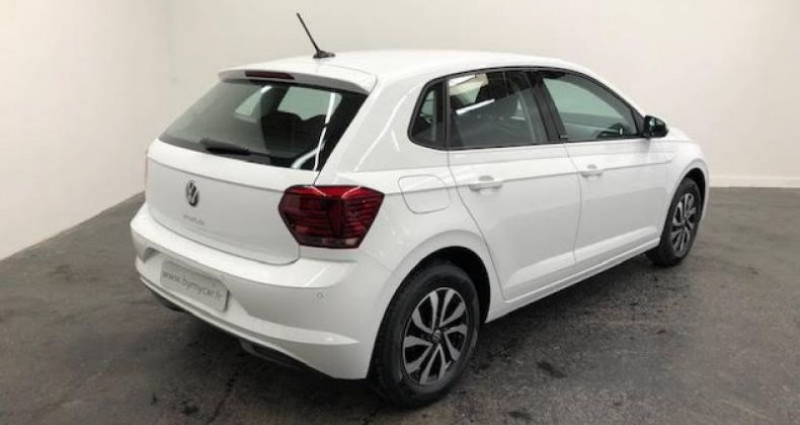 Volkswagen Polo 1.0 TSI 95 S&S BVM5 Active Blanc occasion à AHUY - photo n°2