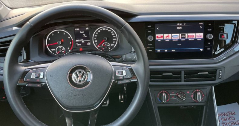 Volkswagen Polo 1.0 TSI 95 S&S BVM5 IQ.DRIVE Gris occasion à Bourgogne - photo n°7