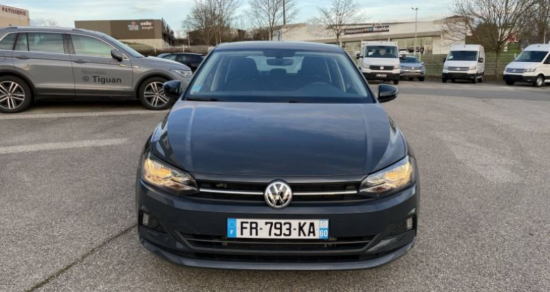 Volkswagen Polo 1.0 TSI 95 S&S BVM5 IQ.DRIVE Gris occasion à Bourgogne