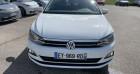 Volkswagen Polo 1.0 TSI 95 S&S DSG7 Confortline Blanc à Bourgogne 69