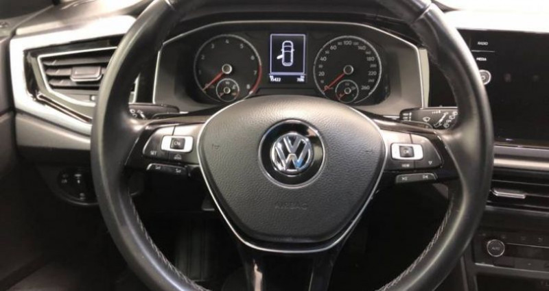 Volkswagen Polo 1.0 TSI 95 S&S DSG7 Cooper Line Gris occasion à AHUY - photo n°5