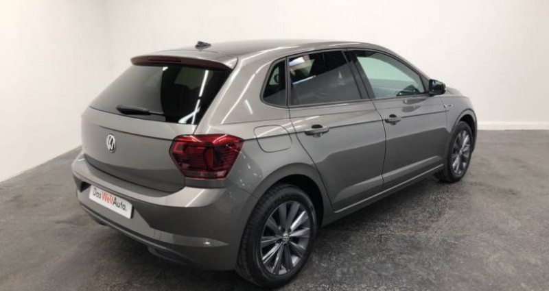 Volkswagen Polo 1.0 TSI 95 S&S DSG7 Cooper Line Gris occasion à AHUY - photo n°3