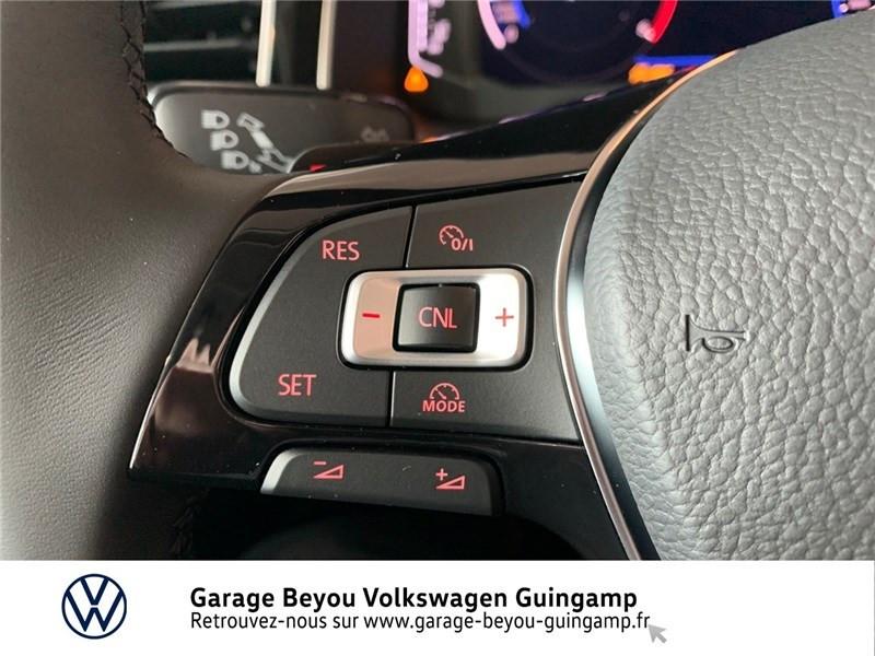 Volkswagen Polo 1.0 TSI 95 S&S DSG7 Bleu occasion à Saint Agathon - photo n°15