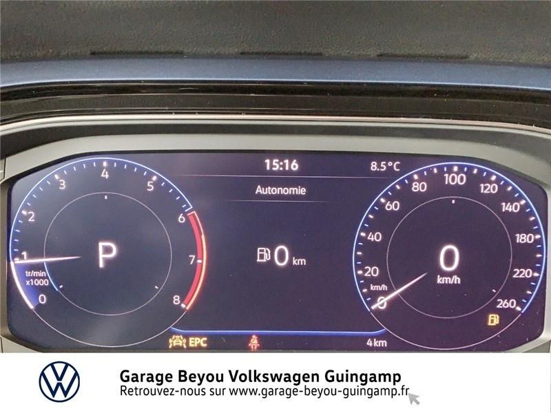 Volkswagen Polo 1.0 TSI 95 S&S DSG7 Bleu occasion à Saint Agathon - photo n°9