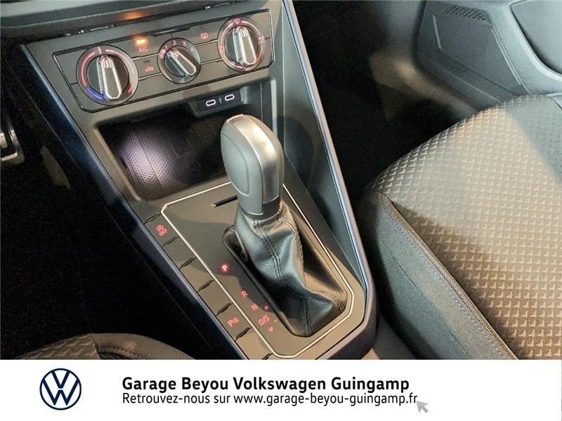 Volkswagen Polo 1.0 TSI 95 S&S DSG7 Bleu occasion à Saint Agathon - photo n°10