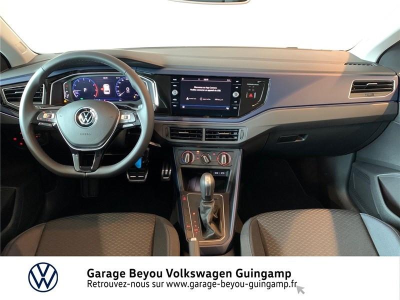 Volkswagen Polo 1.0 TSI 95 S&S DSG7 Bleu occasion à Saint Agathon - photo n°6