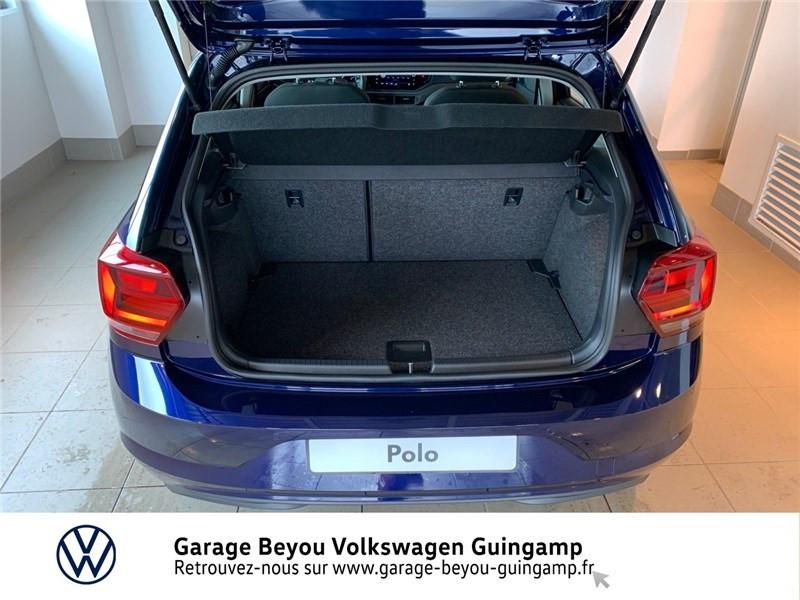 Volkswagen Polo 1.0 TSI 95 S&S DSG7 Bleu occasion à Saint Agathon - photo n°12