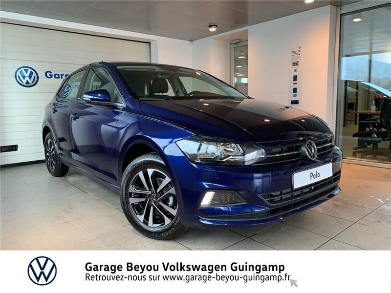 Volkswagen Polo 1.0 TSI 95 S&S DSG7 Bleu occasion à Saint Agathon