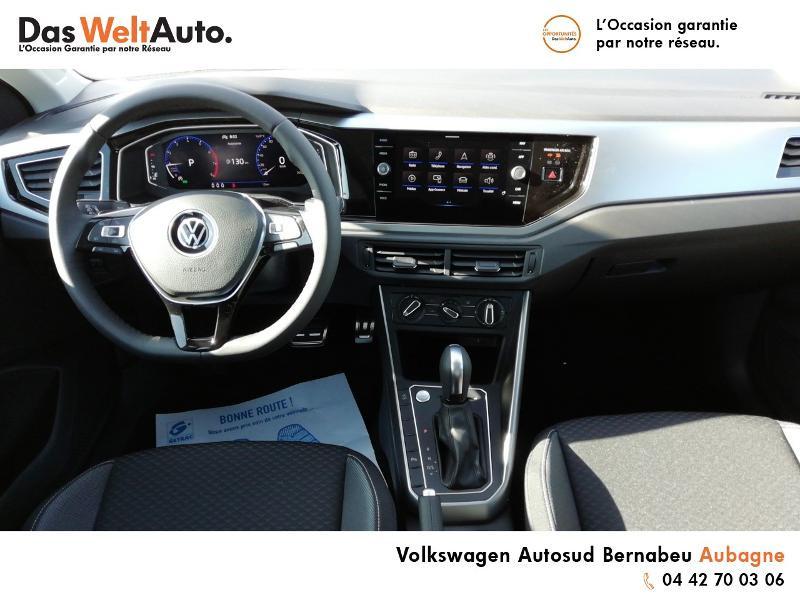Volkswagen Polo 1.0 TSI 95ch Active DSG7 Euro6d-T Blanc occasion à Aubagne - photo n°6