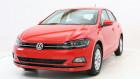 Volkswagen Polo 1.0 TSI 95ch Automatique/7 Lounge Rouge à SAINT-GREGOIRE 35