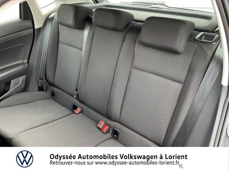 Volkswagen Polo 1.0 TSI 95ch BlueMotion 5p Gris occasion à Lanester - photo n°11