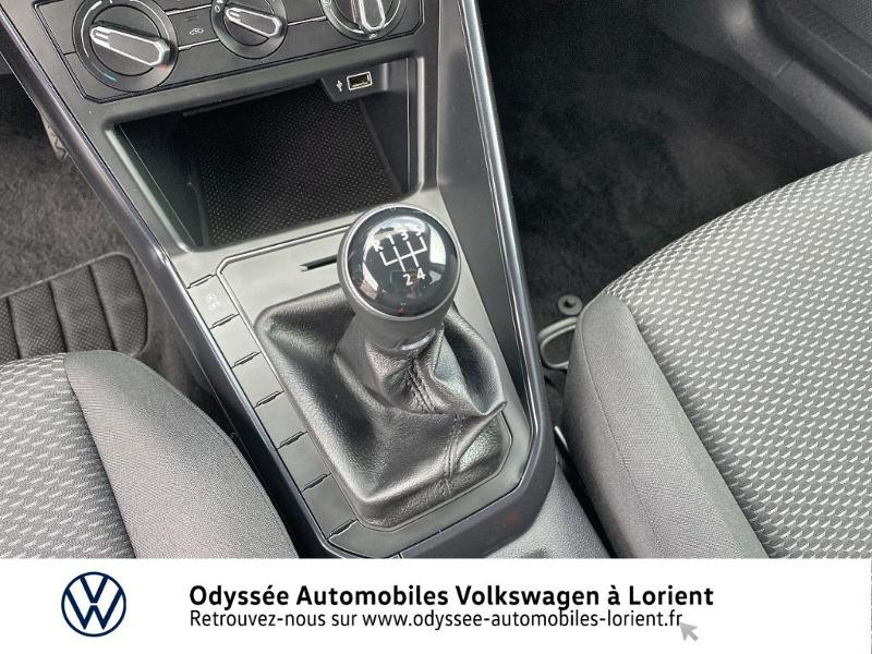 Volkswagen Polo 1.0 TSI 95ch BlueMotion 5p Gris occasion à Lanester - photo n°10