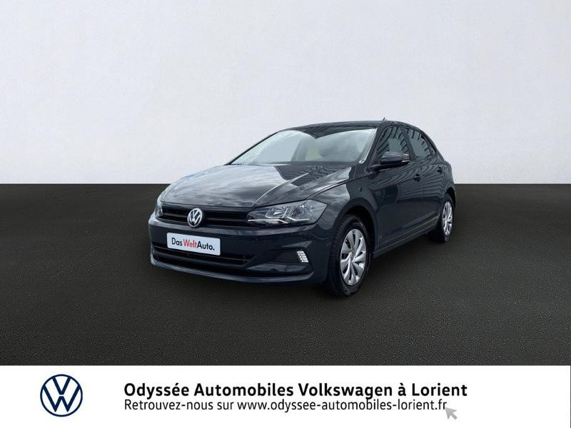 Volkswagen Polo 1.0 TSI 95ch BlueMotion 5p Gris occasion à Lanester