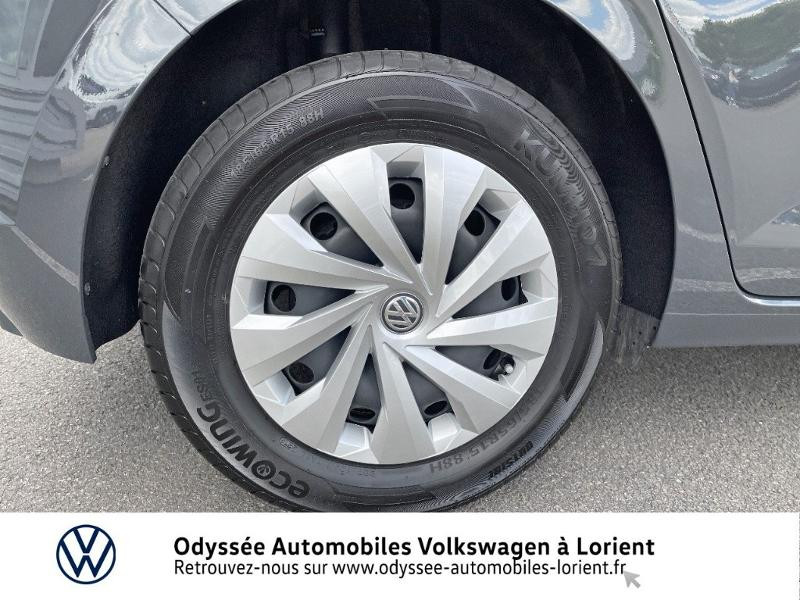 Volkswagen Polo 1.0 TSI 95ch BlueMotion 5p Gris occasion à Lanester - photo n°16