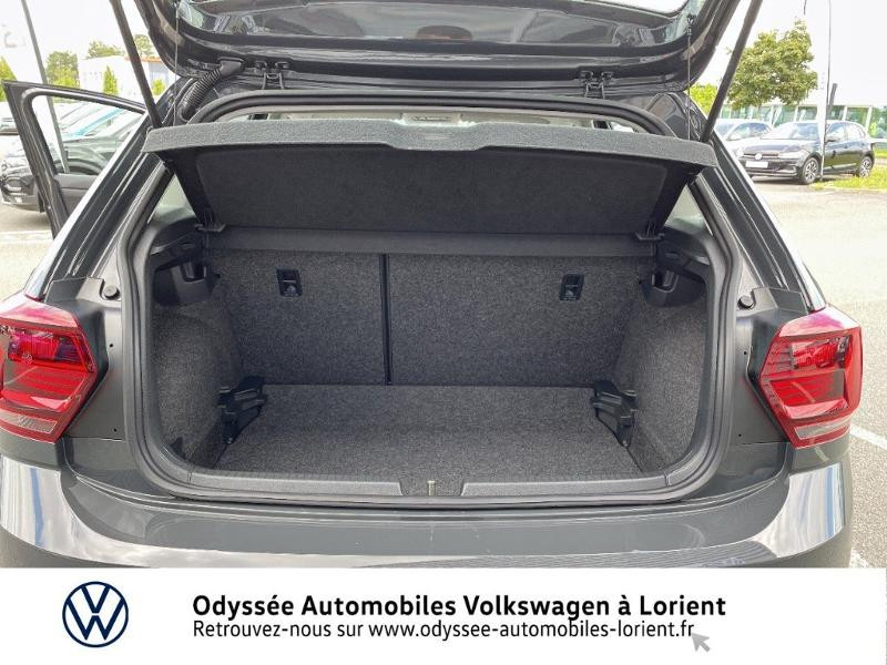 Volkswagen Polo 1.0 TSI 95ch BlueMotion 5p Gris occasion à Lanester - photo n°12