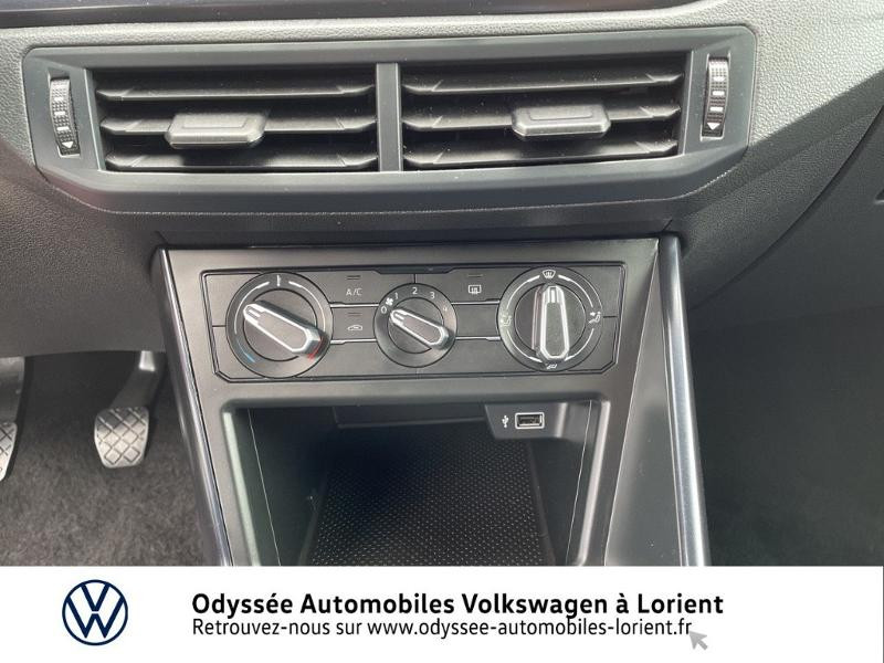 Volkswagen Polo 1.0 TSI 95ch BlueMotion 5p Gris occasion à Lanester - photo n°7