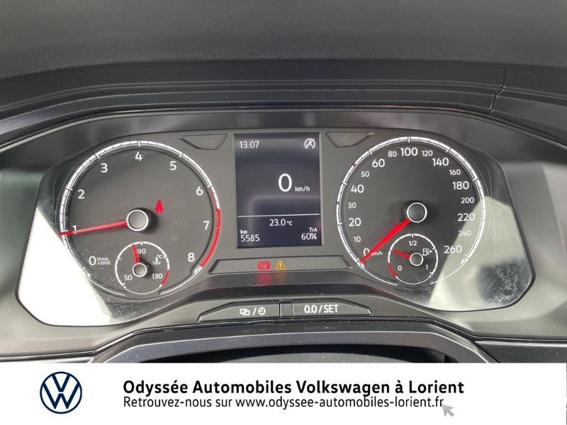 Volkswagen Polo 1.0 TSI 95ch BlueMotion 5p Gris occasion à Lanester - photo n°9