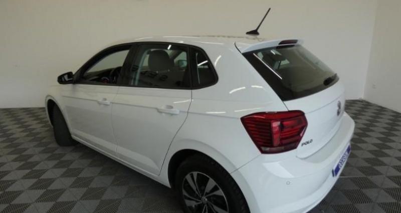 Volkswagen Polo 1.0 TSI 95ch Confortline DSG7 Euro6d-T Blanc occasion à TOURLAVILLE - photo n°4