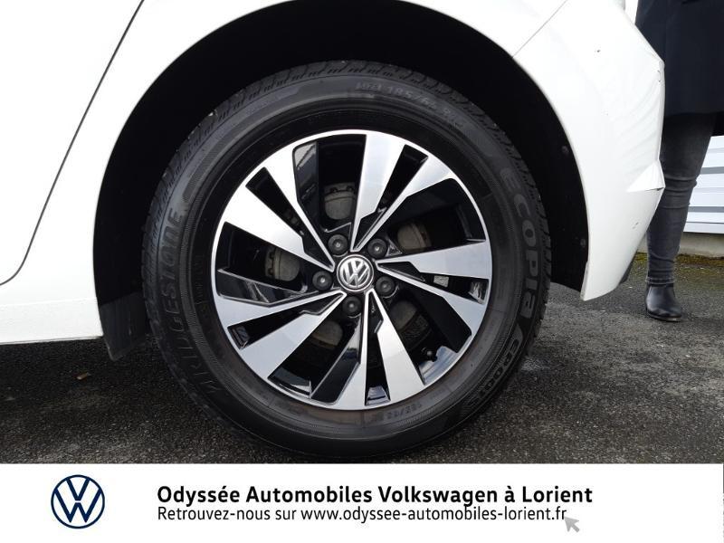 Volkswagen Polo 1.0 TSI 95ch Confortline DSG7 Blanc occasion à Lanester - photo n°13
