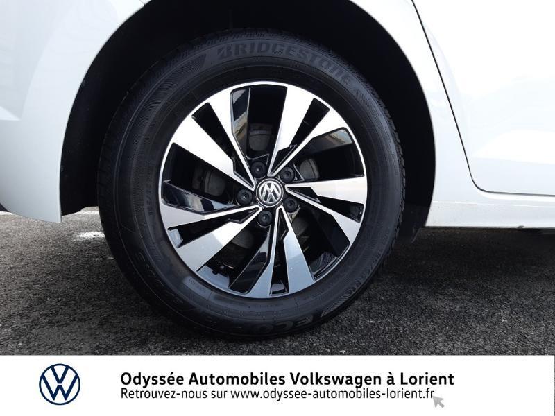 Volkswagen Polo 1.0 TSI 95ch Confortline DSG7 Blanc occasion à Lanester - photo n°16