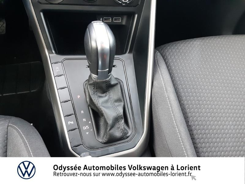 Volkswagen Polo 1.0 TSI 95ch Confortline DSG7 Blanc occasion à Lanester - photo n°10