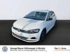 Volkswagen Polo 1.0 TSI 95ch IQ.Drive DSG7 Euro6d-T Blanc à Morlaix 29