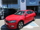 Volkswagen Polo 1.0 TSI 95ch Lounge Business Euro6d-T Rouge à Millau 12