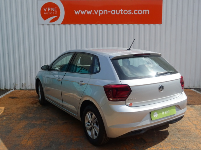Volkswagen Polo 1.0 TSI 95CH LOUNGE + OPTIONS Gris occasion à Mérignac - photo n°2